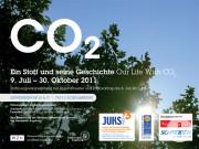 CO2-Plakat
